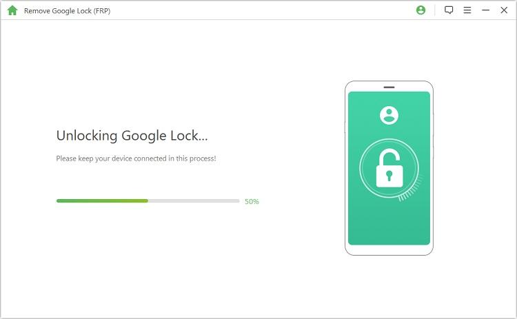 unlocking google account